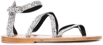 Golden Goose strappy sandals