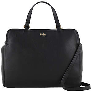 at John Lewis and Partners · Tula Nappa Originals Leather Medium Tote Bag