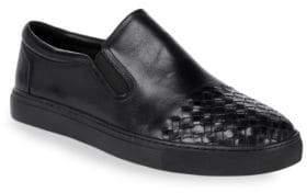 Leather Slip-On Style