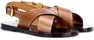 Isabel Marant Jane studded leather sandals
