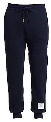 Thom Browne Men's Honeycomb Sweatpants