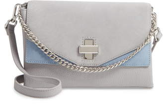 Ted Baker Vierra Leather & Suede Crossbody Bag