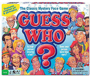 GUESS QVC Who Game