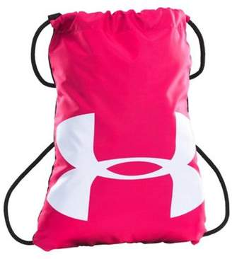 Under Armour Ozsee Sackpack Sports School Gymsack Bag - Pink