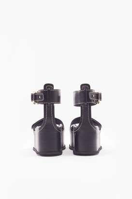3.1 Phillip Lim Freida Ankle-Strap Platform Sandal