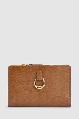 b312b52ae Lauren Ralph Lauren Womens Polo Ralph Lauren Tan Leather Wallet Purse -  Brown