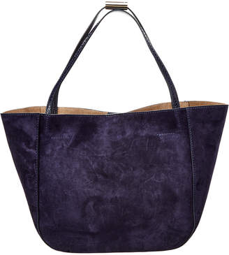 Jimmy Choo Stevie Suede Tote