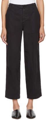 YMC Black Nam Trousers