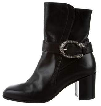 Gucci Dionysus Ankle Boots