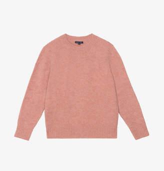 soeur Rose Envie Knit Jumper - UK 8 - Pink/Rose Gold