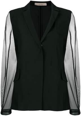 D-Exterior D.Exterior lightweight fitted jacket
