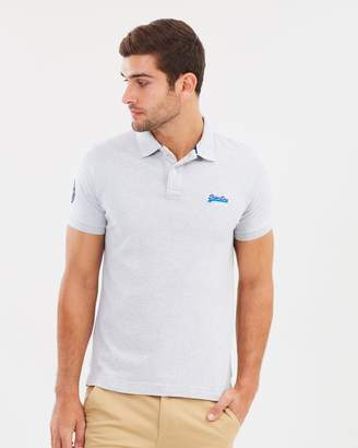 Superdry Classic SS Pique Polo Shirt