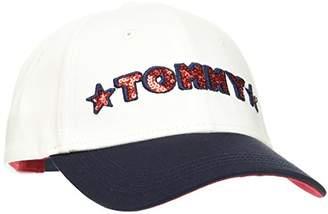 fd35b702 Tommy Hilfiger Women's Team Cap Baseball Cap,(Manufacturer Size: ...
