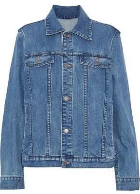 Blouson Brandy Faded Denim Jacket