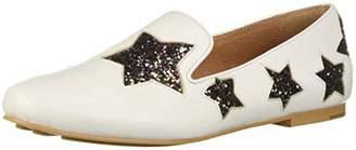Gentle Souls by Kenneth Cole Women's Eugene Multi Star Loafer Shoe
