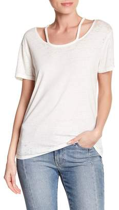Threads 4 Thought Max Cutout Short Sleeve Tee