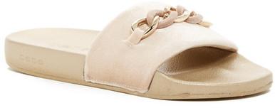 bebe Florenza Slide Sandal