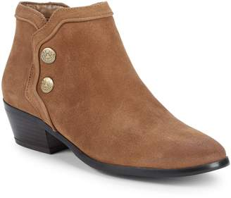 Sam Edelman Pacer Suede Ankle Boots
