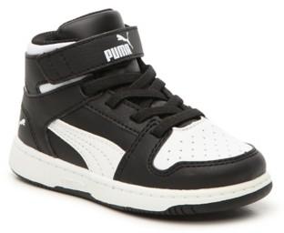 Puma Rebound LayUp SL V3 High-Top Sneaker - Kids'