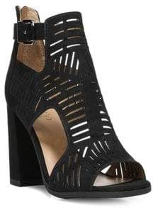 Franco Sarto Margie Cutout Sandals