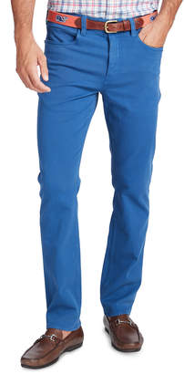 Vineyard Vines Cavalry Twill 5-Pocket Pants