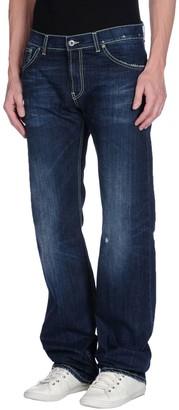 Dondup Denim pants - Item 42455034FW