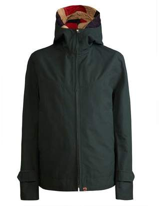 Pretty Green Heavy Waterproof Hooded Jacket