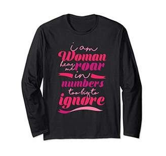 Burton LyricLyfe Long Sleeve I am Woman By Helen Reddy & R