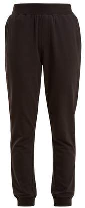 The Upside Star Bound mid-rise cotton-blend track pants