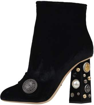 Dolce & Gabbana 11cm Jackie Boots