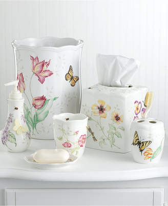 "Lenox Butterfly Meadow "" Soap Dish Bedding"