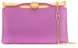 Gucci Broadway evening bag with twisted enamel