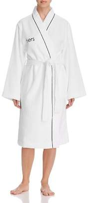 """Hudson Park Collection """"Hers"""" Bath Robe - 100% Exclusive"""