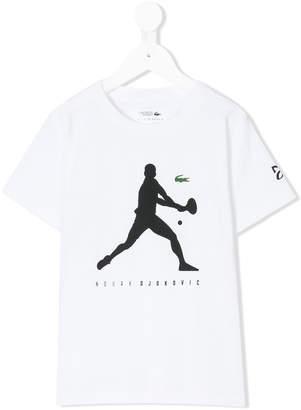 Lacoste Kids x Novak Djokovic T-shirt