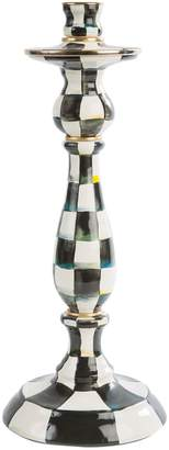 Mackenzie Childs Courtly Check Candlestick