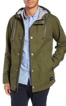 Hurley Mac A-Frame Jacket