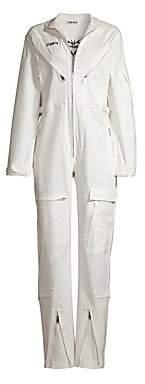 I.AM.GIA I.AM. GIA Women's Neo Noir Boiler Zip Flight Suit