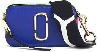 Marc Jacobs Snapshot Bag in Academy Blue Multi