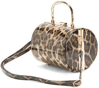 Framed Leopard Day To Evening Bag