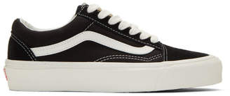 d978f3b403 Vans Black OG Old Skool LX Sneakers