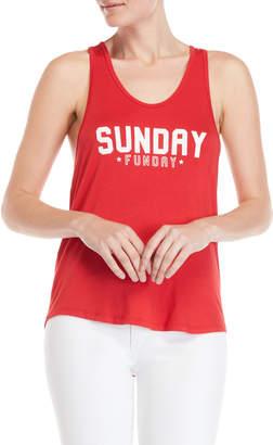 Knit Riot Sunday Funday Tank