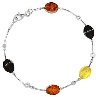 Goldmajor Elegant Sterling Silver Bracelet BA104
