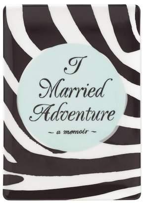 Kate Spade I Married Adventure Trinket Tray