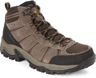 Columbia Cordovan & Mud Grants Pass Waterproof Hiking Boots