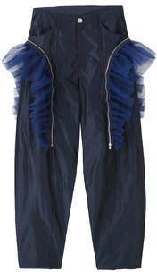 PAMEO POSE (パメオ ポーズ) - Tulle Wing Pants
