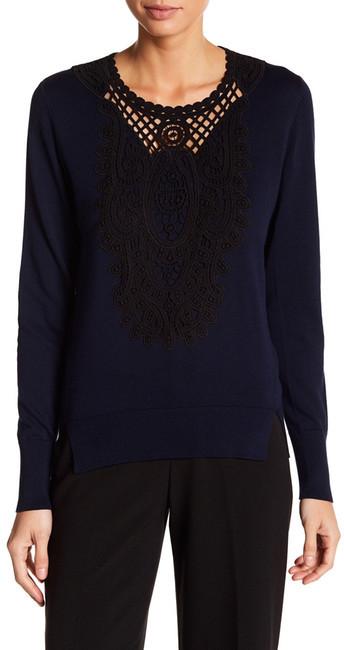 Kobi Halperin Madeline Crew Neck Pullover Sweater