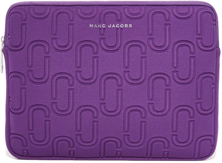"Marc JacobsMarc Jacobs 13"" Double J Neoprene Computer Case"