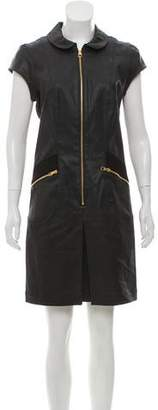 Louis Vuitton Mini Short Sleeve Dress