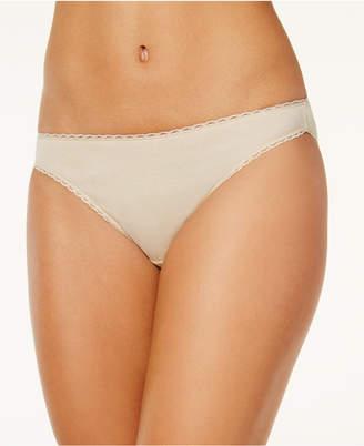 Charter Club Pretty Cotton Bikini, Created for Macy's