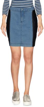 TOMMY HILFIGER DENIM Denim skirts $84 thestylecure.com
